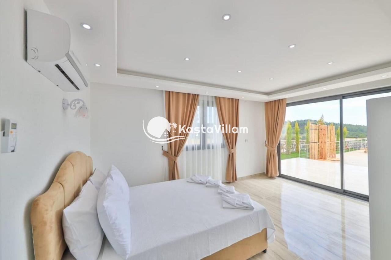 Kalkan kiralık villa / Villa Beyaz İnci - Kaştavillam