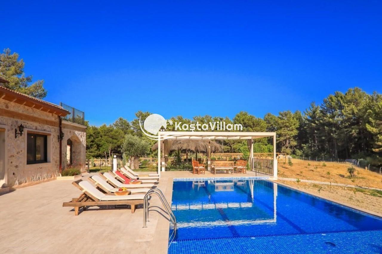 Kaş kiralık villa / Villa Han - Kaştavillam