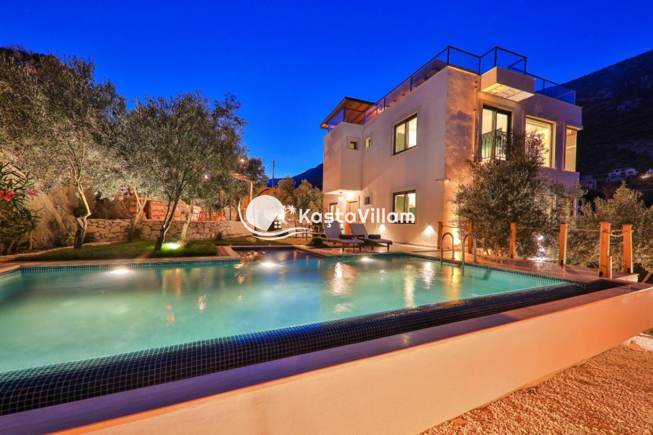 Kaş kiralık villa / Villa Six Motifs - Kaştavillam