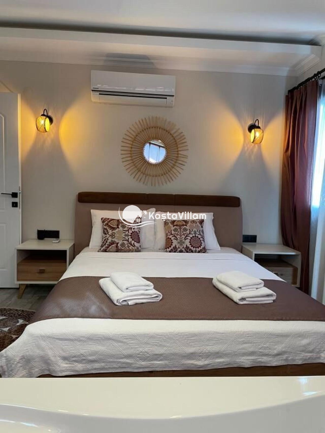 Fethiye kiralık villa/Villa Azmira - Kaştavillam