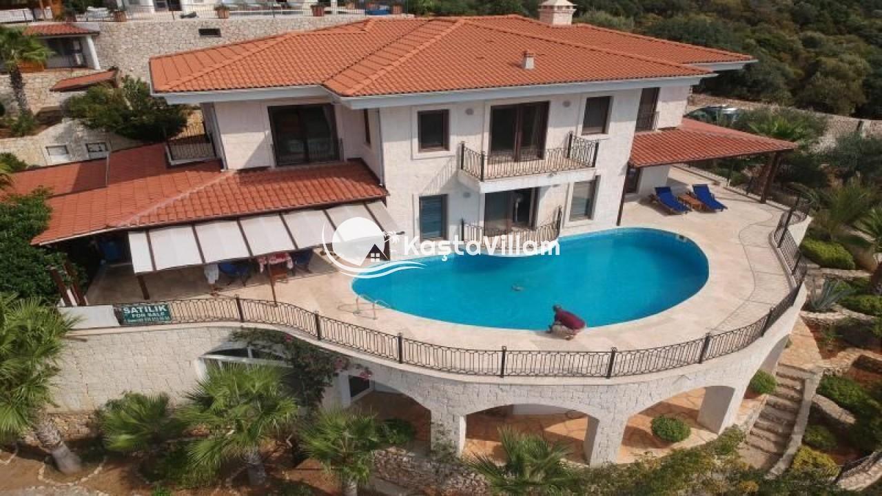 Kaş kiralık villa / Villa phellos 2 - Kaştavillam
