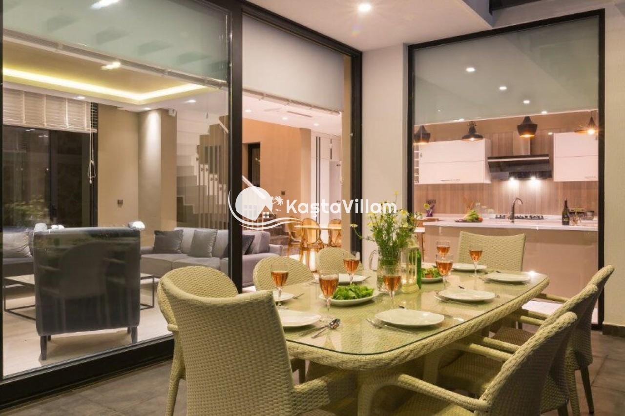 Kaş Kiralık Villa   ultra luxury rental villa   VİLLA VOGUE - Kaştavillam
