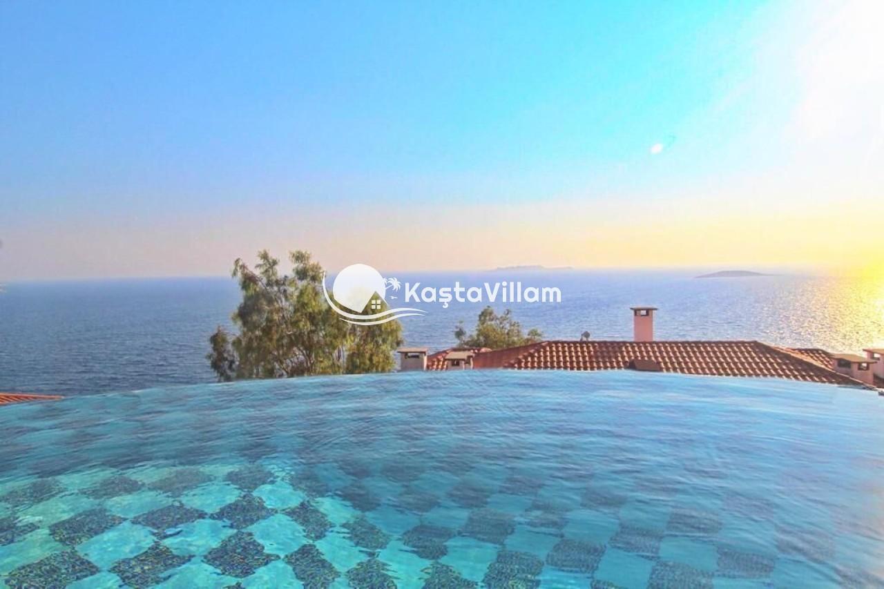 VİLLA FORTUNA | Kaş Kiralık Villa, Kaş Yazlık V - Kaştavillam