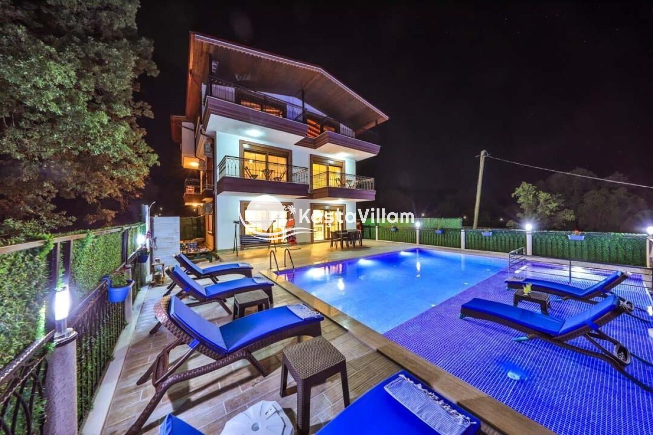 VİLLA ATAÇ | Kaş Kiralık Villa, Kaş Yazlık Villa - Kaştavillam